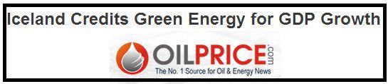 אריאל מליק - אנרגיה ירוקה באיסלנד